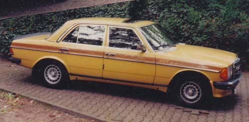 Mercedes Benz W123 230E