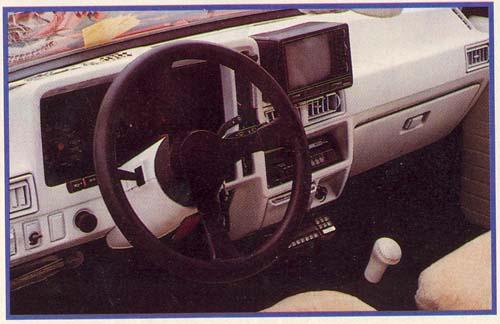 Ford Escort MK3 Spoilermonster