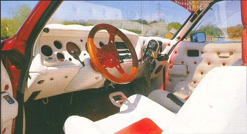 Ford Capri Spoilermonster