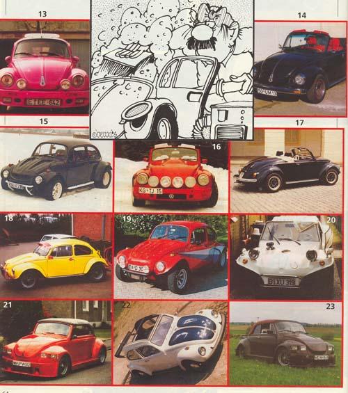 VW Käfer 80er