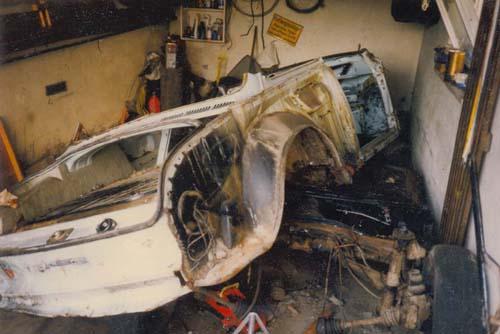 VW 1600 L Schlachter