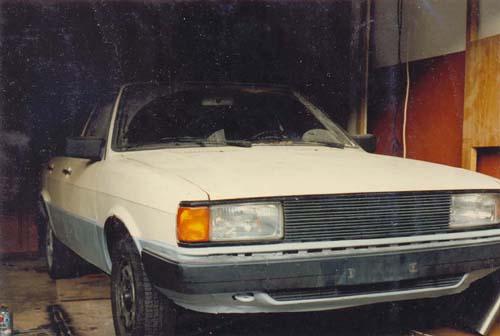 Audi 80 B2 Typ 81
