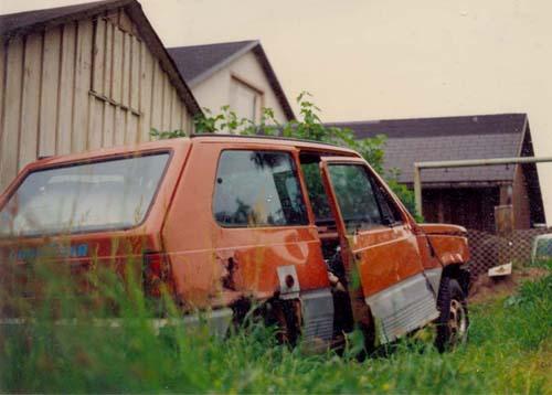 Fiat Panda 45 1981