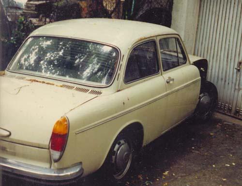 VW 1500L Typ3