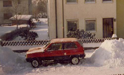 Fiat Panda 45 Winter