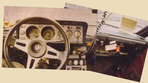 Armaturenbrett VW Scirocco GT 1 1978