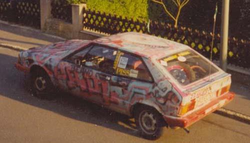 VW Scirosto GT