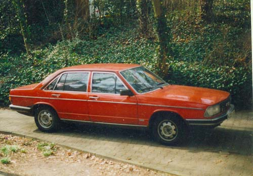 Audi 100 Typ 43 5S