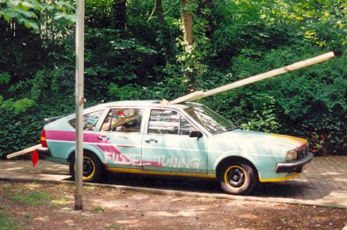VW Passat 32B Fließheck