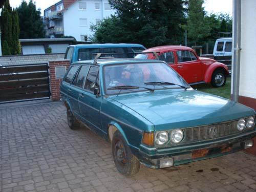 Passat Variant GLI 1980