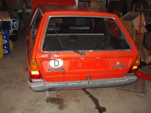 Volkswagen Passat Variant LS 1978