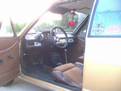 Grant Lenkrad in VW Passat Typ 32