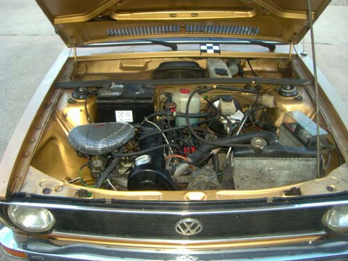 Motor Passat Typ 32 85 PS YP