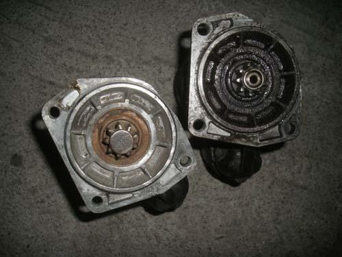 Anlasser Golf 1/2 Diesel