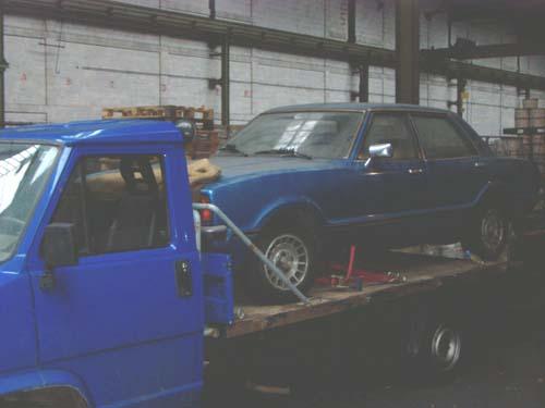 Ford Taunus 2