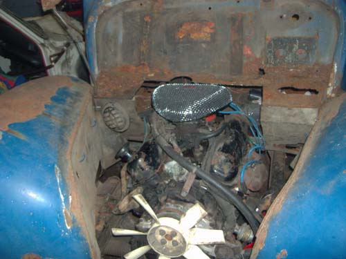 Ford 2,3l V6 Taunus