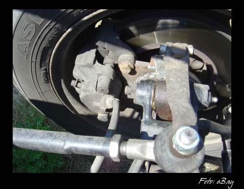 Bremsanlage Framo Hotrod BMW