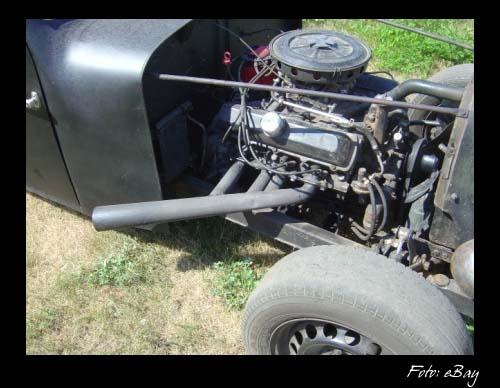 Oldsmobile V8 5l