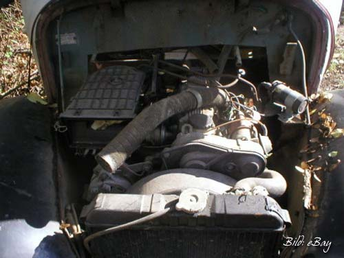 Opel 2l im Framo