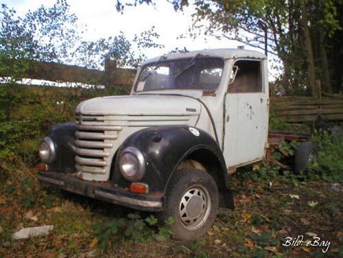 Framo V901/2 Hotrod Opel Technik