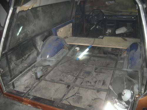 Sargraum Mercedes /8 Rappold Leichenwagen