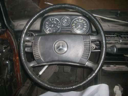 Mercedes Lenkrad /8 2. Serie