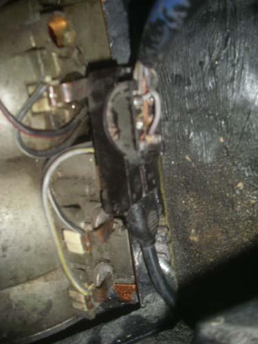 Stecker Kennzeichenbeleuchtung Mercedes /8 W114 W115