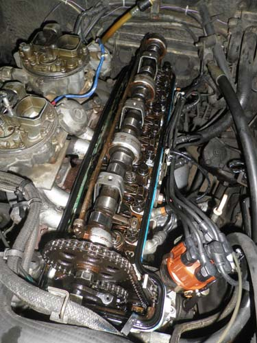 Zylinderkopf Mercedes W114 230.6