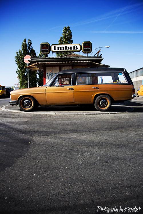 Benz Leichenwagen
