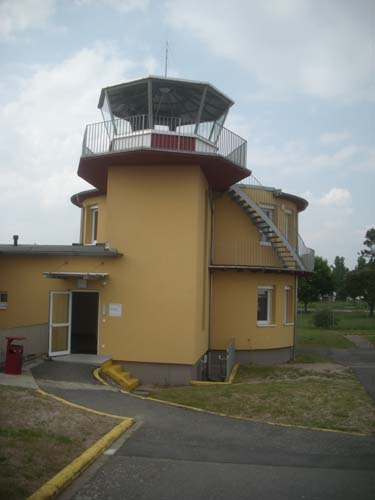 Tower August Euler Flughafen Griesheim