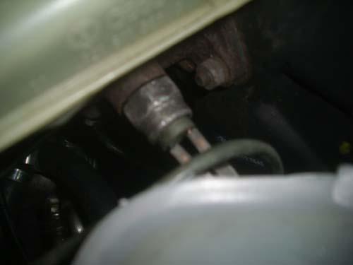 Bremslichtschalter VW Passat 32B