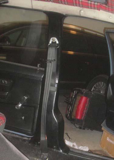 A-Säulenverkleidung VW Passat 32B
