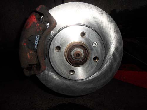 Bremse VW Passat 32B