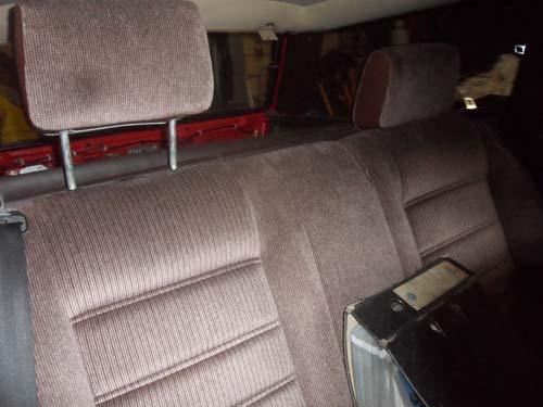 Innenausstattung VW Passat 32B GL