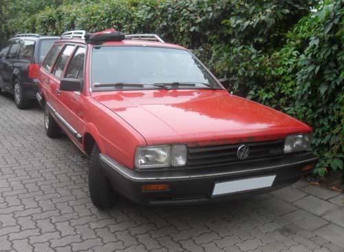 VW Passat Schlachter