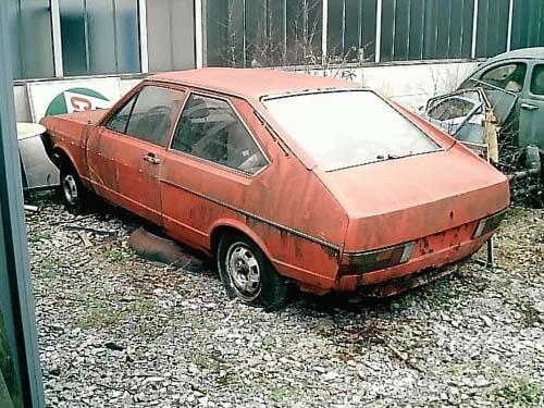 VW Passat 1973
