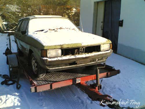 VW Passat LS Variant 1978