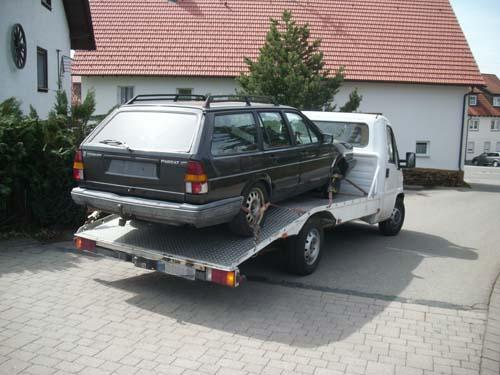 VW Passat gT 32b