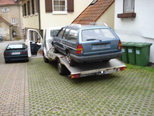 VW Passat 32B Diesel