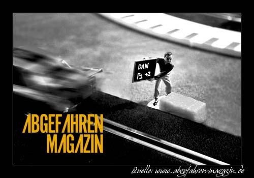 ABGEFAHREN Magazin Teaser