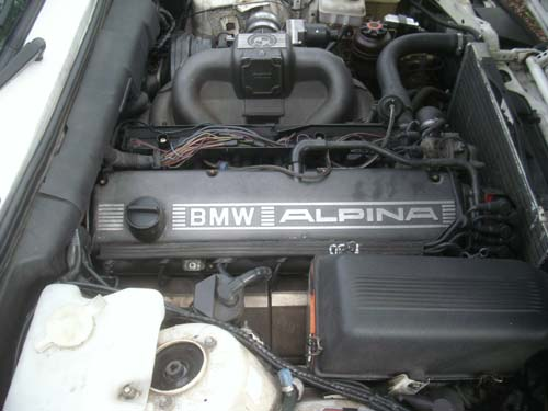 BMW E30 Alpina Turbo