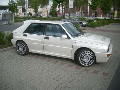 Letztserie Lancia Integrale