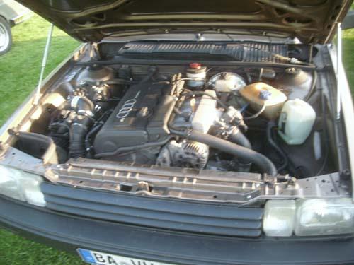 5V Motor im Passat 32B