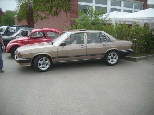 Audi 200 Typ 43