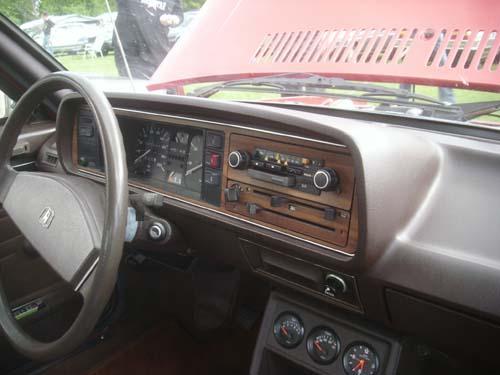 Armaturenbrett Passat Typ 32 1979