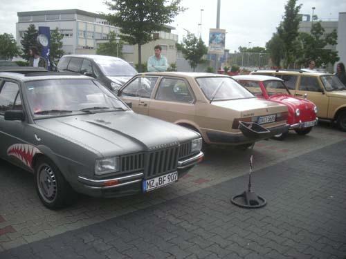 Audi 80 Typ 81 Zweitürer