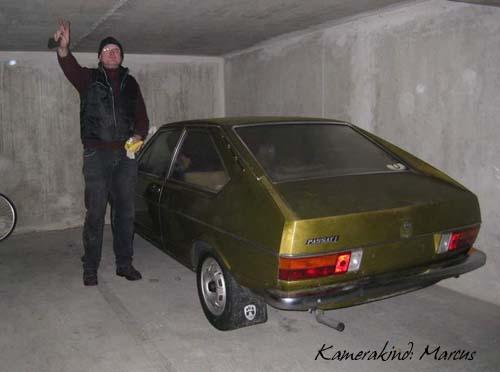 VW Passat 32 Vorfacelift