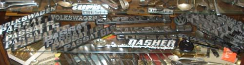 Embleme Passat 32 33 32B