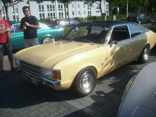 Ford Granada Coup? Schmitt Felgen
