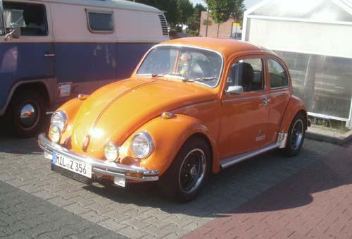 VW Käfer Ölkühler